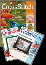 OOP New Just Cross Stitch Magazine Choose! With Cheap Worldwide Shipping!