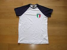 Toffs Italy Football Supporters Tee Shirt/top/jersey/adult medium