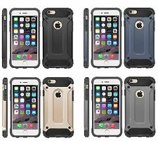 Case/Cover Apple iPhone 6 6S + Screen Protector / Shockproof Armour Hybrid