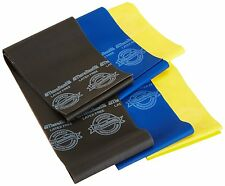Thera-band Pre-Cut Resistance Bands - 5ft & 6ft - Latex & Latex Free