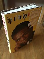 Frank Bruno Signed 'Eye Of The Tiger' Boxing 1st First Edition Hardback Book