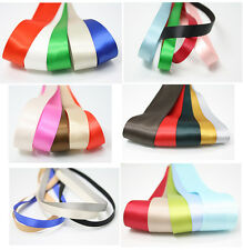Polyester Single Face Satin Ribbon Trim Crafts Bow Suppliers Many colors & sizes