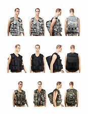 U Military Tactical Vest ARMY Police Multi-vest Waterproof Backpack Survival Bag