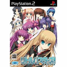 Used PS2 Little Busters! Converted Edition Japan Import