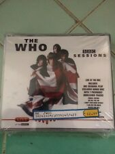 The Who Live BBC Sessions Pack 2 CD NEW RARE w/bonus unreleased tracks Lot  Mod