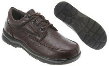 Aetrex Y910 Casual Walker Oxford - Ariya - Brown (Mens)