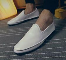 New Men'faux Suede Oxford Breathable Slip on Loafer Casual Driving Gommino Shoes