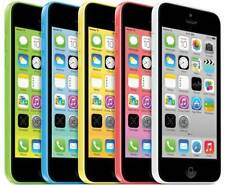 Apple iPhone 5C-16GB 32GB GSM Factory Unlocked Smartphone Cell Phone Refurbished