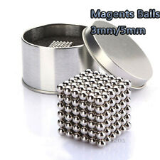 3/5mm 216pcs Magic Beads Puzzle Balls Sphere Ball DIY Creative toy For Children