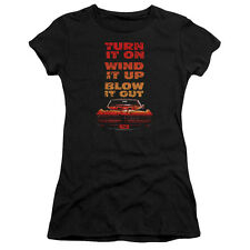 PONTIAC BLOW IT OUT GTO Licensed Women's Junior Graphic Tee Shirt SM-2XL