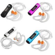 Waterproof Underwater 4G MP3 Music Player OLED Screen Water Sports FM Radio