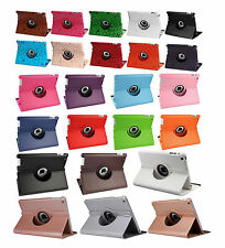 360° Rotating Leather Case Smart Cover Sleep/Wake For Apple iPad 2 3 4
