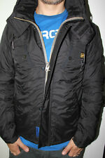 G STAR RAW Recolite Quilted HDD jacket, black, NEW with tags