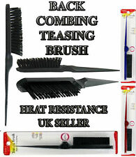 WOMENS SALOON PROFESSIONAL BACK COMBING TEASING BRUSH UNTANGLE SMOOTH BRUSH