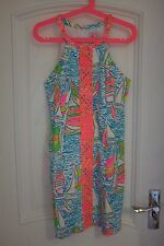 NWT LILLY PULITZER SASHA SHIFT DRESS Multi Pop Up Ugotta Regatta Sz 0810