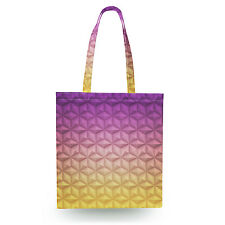 Epcot Spaceship Earth Canvas Tote Bag - 16x16 inch Book Gym Bag Optional Zip