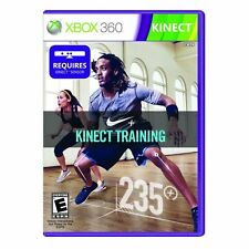 XBOX 360 GAME KINECT TRAINING BRAND NEW & FACTORY SEALED Free Shipping