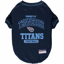 Tennessee Titans Dog Shirt Officially Licensed NFL Products