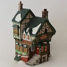 "Dept 56 ""THE PIED BULL INN"" 2nd Edition 1993 Dickens Village Heritage Collection"
