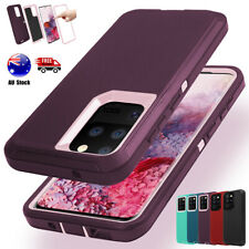 Defender Series Hybrid Shockproof Heavy Duty Hard Case Cover For Samsung Galaxy