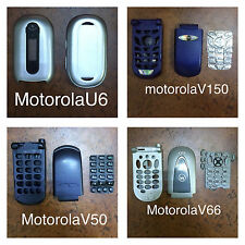 2pcs Housing for Motorola U6,V50,V66,V150,V171,V180,V220,V360,V535,V600,V620