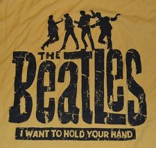 The Beatles Officially Licensed T-Shirt Adult I Want To Hold Your Hand