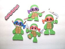 3D - U Pick - Teenaged Mutant Ninja Turtles Card Scrapbook Embellishment #1840