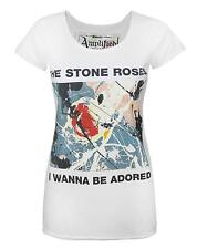 Amplified Stone Roses I Wanna Be Adored Women's T-Shirt