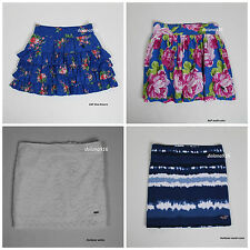 NWT ABERCROMBIE & FITCH HOLLISTER GILLY HICKS WOMEN'S SKIRT SIZE XS, S, M, L