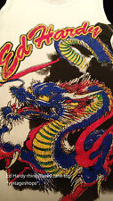 Ed Hardy by Christian Audigier  rhinestoned tank tops NWT authentic items