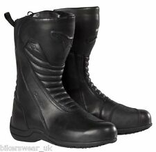 Alpinestars Tech Touring Gore-Tex Waterproof/Breathable Motorcycle Boots Black