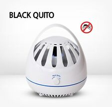 BIOTRAP BLACKQUITO Patented Triple Induction Silent ECO-Friendly Bug Trap Indoor