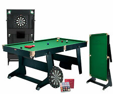 Riley 6 ft Folding Snooker Table