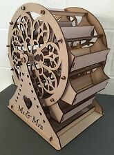 Y35 SWEET Ferris Wheel Carousel Wedding Big Day Party MDF Table Display Stand