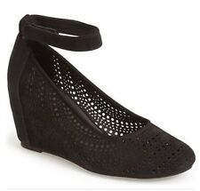 Jeffrey Campbell-Circque-Wedge Mary Jane-Black-7.5