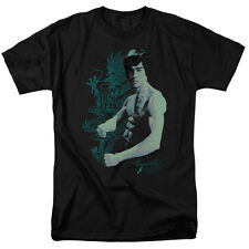 Licensed Bruce Lee Don't Think... Feel Tee Shirt Adult Sizes S-3XL
