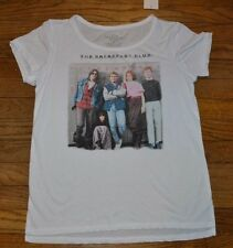 The Breakfast Club Officially Licensed T-Shirt Tee Juniors Size Small