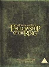 The Lord Of The Rings - The Fellowship Of The Ring - (Extended Version) (DVD,...