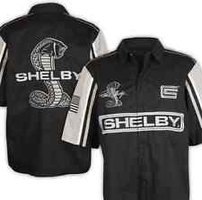 Shelby Black and Grey Pit Shirt