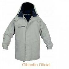 Givova winter waterproof coat Football Jacket Rugby Soccer Manager Subs Bench
