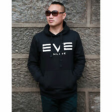 EVE online Space Game EVE Logo Hoodie Jacket Cosplay Cotton Coat M-2XL