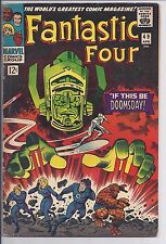 Fantastic Four #49 Very Good condition