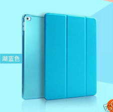 Ultra Slim Magnetic Stand Smart Cover Case For Apple iPad Air 2 iPad 6