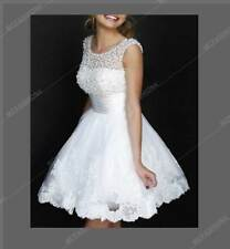 white/ivory short wedding dresses the brides sexy lace wedding dress bridal gown
