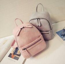 Women Leather Backpack Shoulder School Bag Rucksack Satchel Purse Travel Handbag