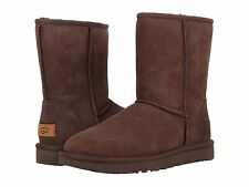 Women's Shoes UGG Classic Short II Boots 1016223 Chocolate 5 6 7 8 9 10 11 *New*