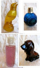 Vintage AVON Ladies Cologne & Other Collectible Bottle W/ Contents 1960s/70s