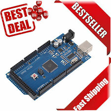 Mega 2560 R3 REV3 ATmega2560-16AU Board Free USB Cable Compatible For Arduino CJ