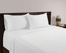 Sale Export Quality 1500TC White Solid Egyptian Cotton UK Bedding Set's