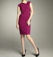 Lafayette 148 New York Knotted Neck Dress